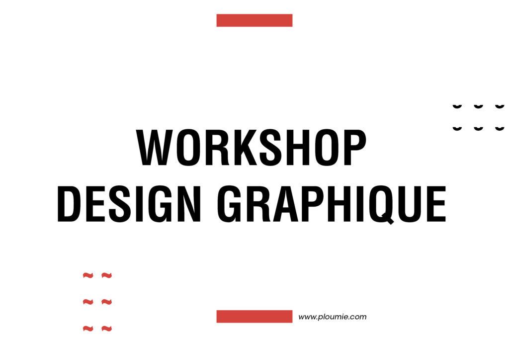 Bannière - Workshop design graphique