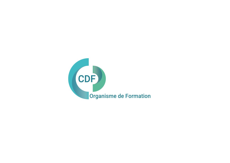 Logotype CDF raffraichi