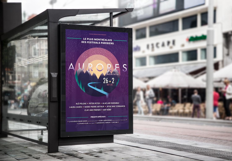 Aurores Montréal huitième édition